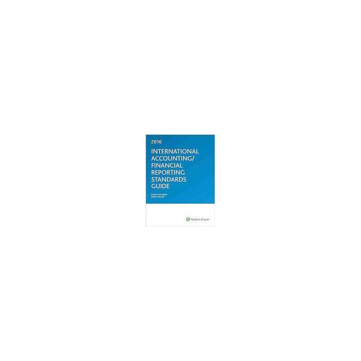 International Accounting/Financial Repor ( International Accounting/Financial Reporting Standard Guide)