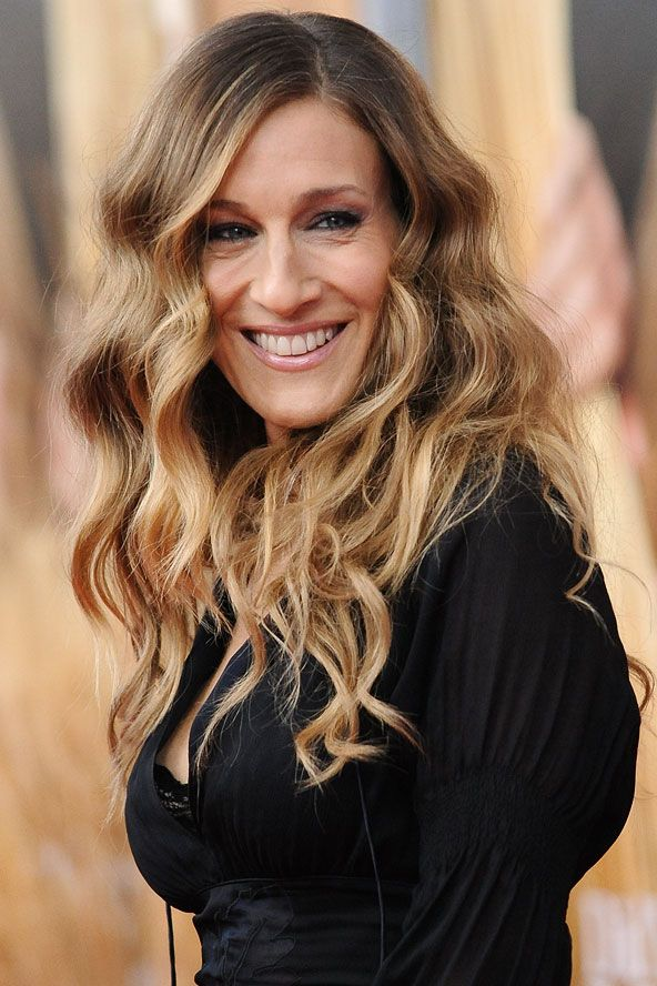 Beauty Look Book: Sarah Jessica Parker's style and hair looks (Glamour.com UK)