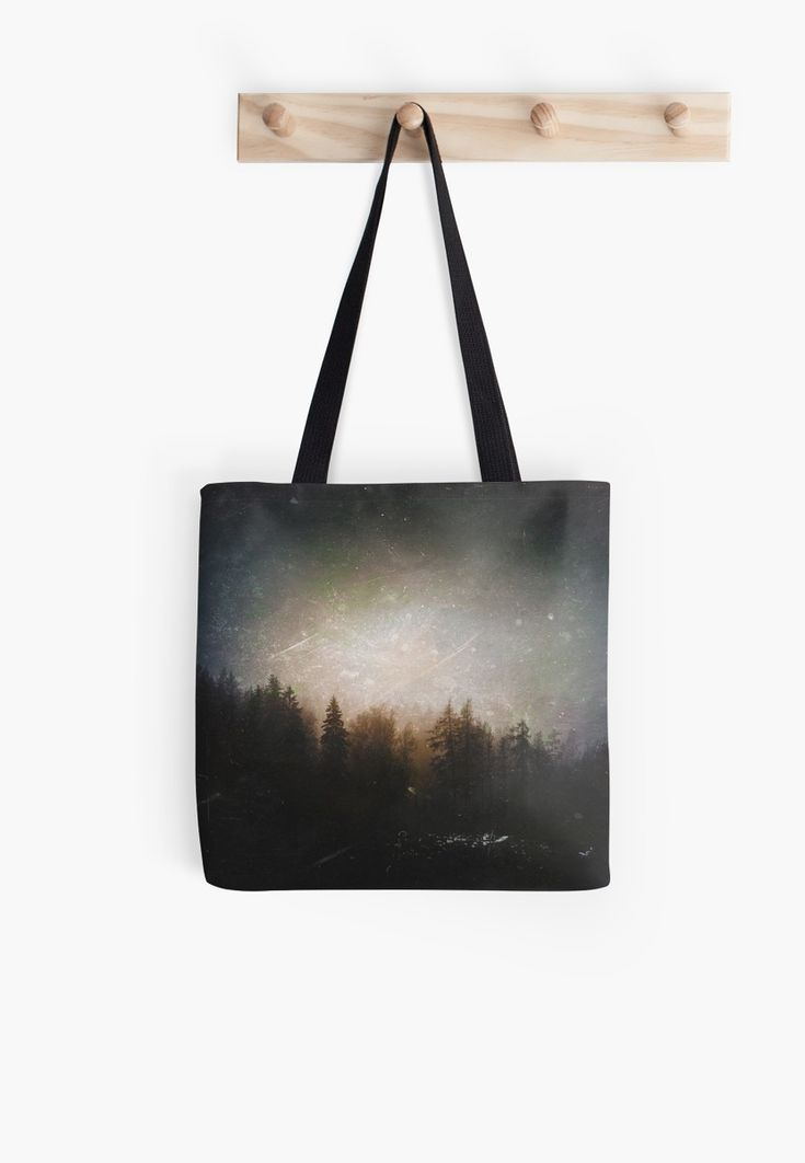 'The grudge' Tote Bag by HappyMelvin. #photography #forests #nature #bags #totebag