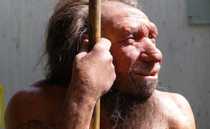 Los neandertales nos dejaron una inesperada herencia.05/10/17