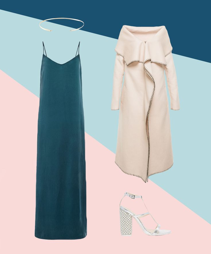 What To Wear To A Fancy Winter Event   What to wear to every holiday party and event. #refinery29 http://www.refinery29.com/what-to-wear-to-a-fancy-winter-event