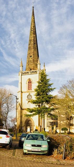 St. Matthews Church, Walsall