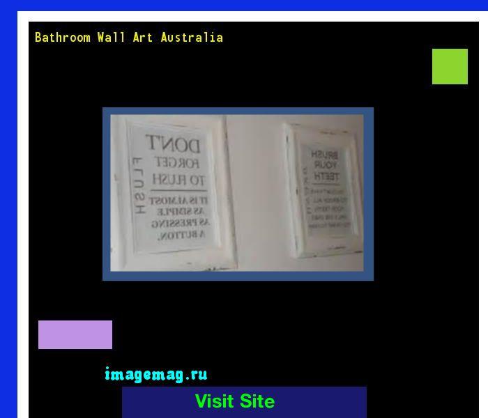 Bathroom Wall Art Australia 175709 - The Best Image Search