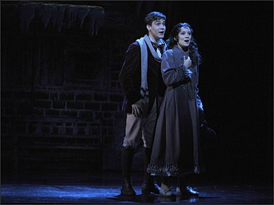 Michael Heller as Alfred in Tanz der vampire