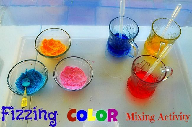 An exciting science experiment for kids that also teaches primary and secondary colors. Science should be ideally fun at all ages. Unfortunately somewhere along the way of growing up, school, exams...