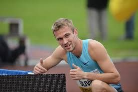 Andre Olivier ou Kempies atleet - 3de Statebond spele 800m