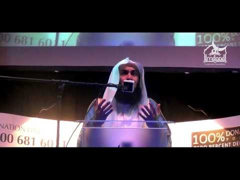 NEW mufti MENK speech !! what is islam all about ? Amazing !!!!!  over 70 likes on youtube and gives a great insight on reality of islam !!! and diminishes misconceptions