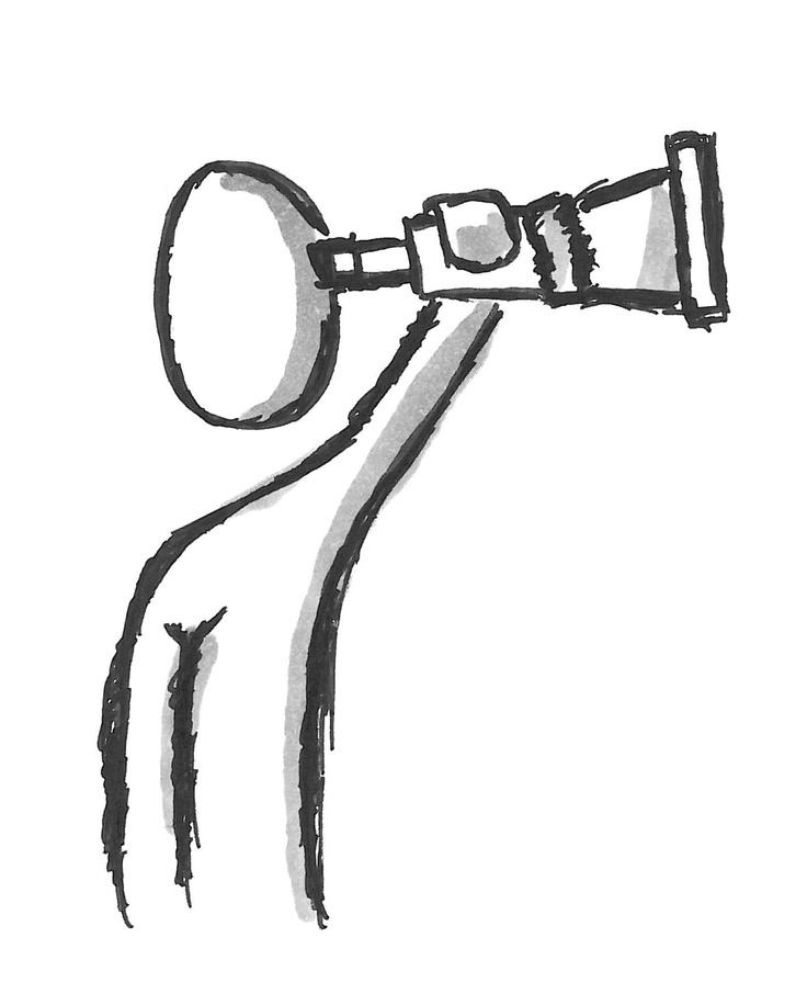 """Symbol für """"Vision"""", """"Richtung"""" oder """"Zukunft"""" (nach einer Vorlage der Kommunikationslotsen)"""