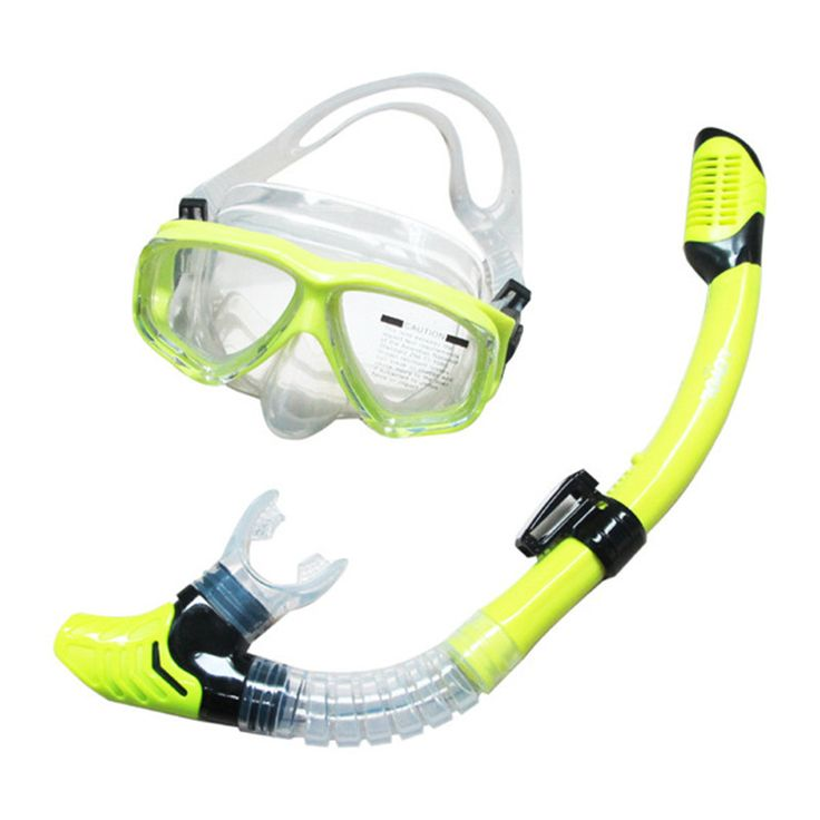 SBART Professional Anti-Fog Swimming Snorkeling Diving lasses Silone ear Scuba Diving Mask oggle Equipment Full-dry Snorkel