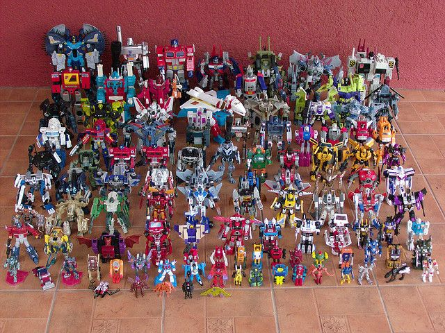 15 Super Facts About Transformers Action Figures