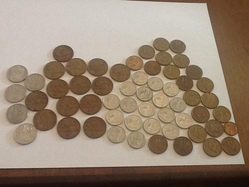 Other ZAR Coins - Old South African coins **1968-1988**2cents,1cents,5cents,10cents** for sale in Pretoria / Tshwane (ID:102087913)