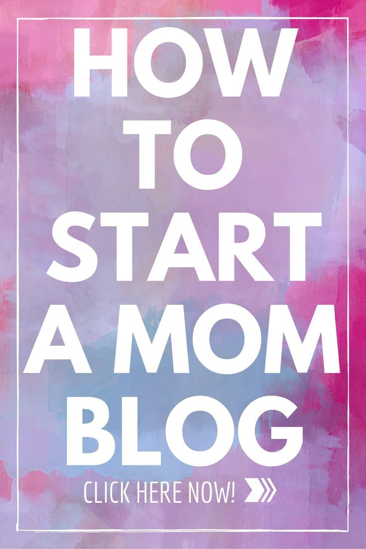 The BEST eBook For Any Mom Who Is Thinking About Starting A Blog. Starting a mom blog is a great way to make money working from home. Not only can you have fun writing your ideas and sharing your life with people but, you can also give tips and advice to people about how to life a lifestyle that is similar to yours. Making money from home is an easy way to be able to live and work from anywhere. Making the process of starting a mom blog as easy as possible is the key to your success!