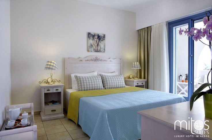 Refinement, style and charm define Alkionefs Suite! A place to relax and rejuvenate in between your island's explorations! More at mitossuites.gr