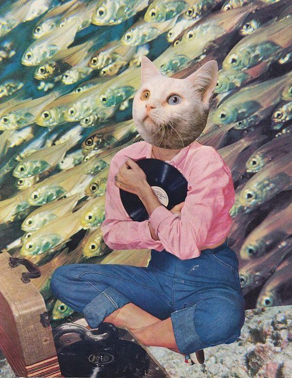 """""""NOSTALGIA"""" by Sean Gadoury. http://seangadoury.bigcartel.com/product/nostalgia-print-by-sean-gadoury"""