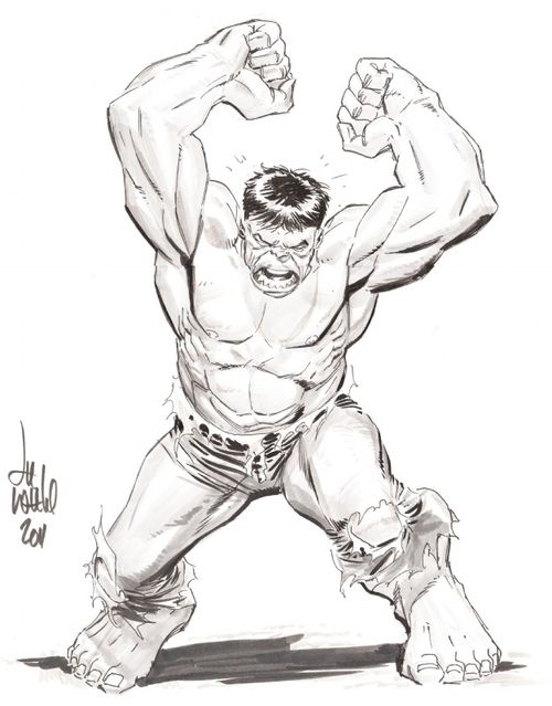 hulk 1978 coloring pages - photo#7