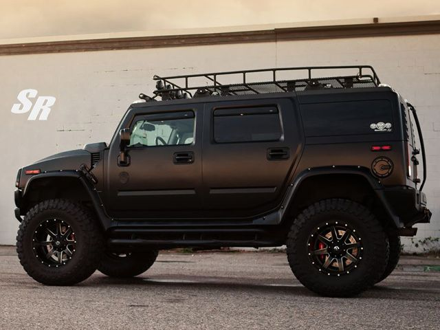 Hummer H2 Project Magnum by SR
