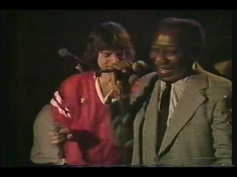 Muddy Waters w/ Rolling Stones - Champagne and Reefer. At the Checkerboard Lounge Chicago 1981