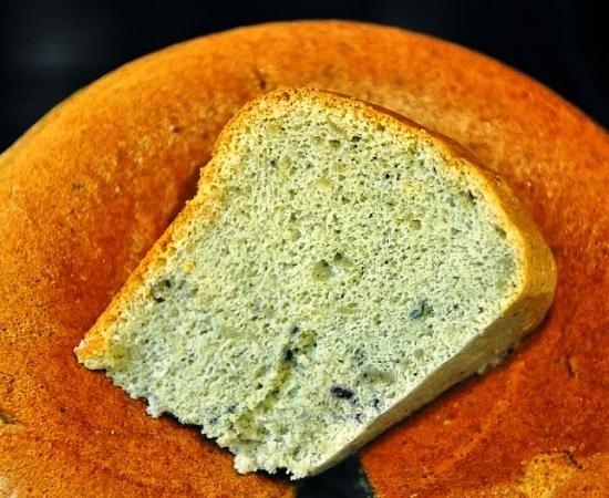 Японский тыквенный хлеб