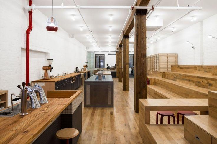 Counter Culture Coffee Training Center / Jane Kim Design
