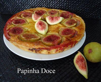 Papinha Doce: Tarte de Figo