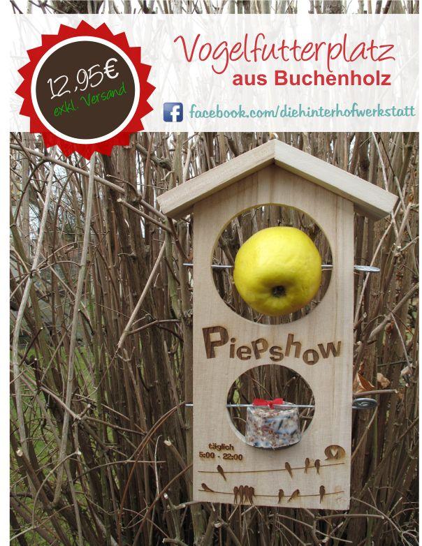 22 best Garten Vogelhäuser images on Pinterest   Vogelhäuser ...