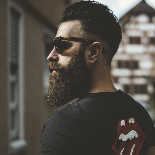 Tu atracción por las barbas puede ser más seria de lo que crees.