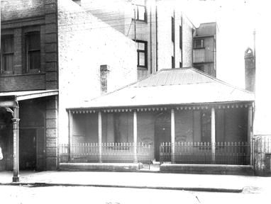 Boarding House, Sussex St (379), c1909-13