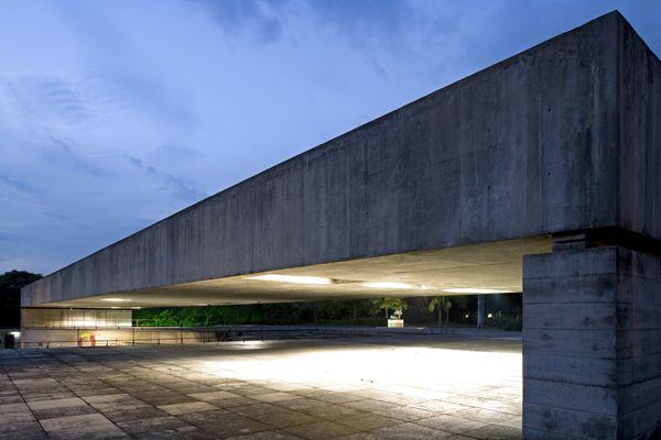 Brazilian Museum of Sculpture, Paulo Mendes da Rocha, 2006 Pritzker Laureat