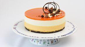 Cheesecake med havtornmousse er en stor favorit her i huset af både store og små. Frisk og samtidig blød og cremet. En fryd for øjet. online opskrift