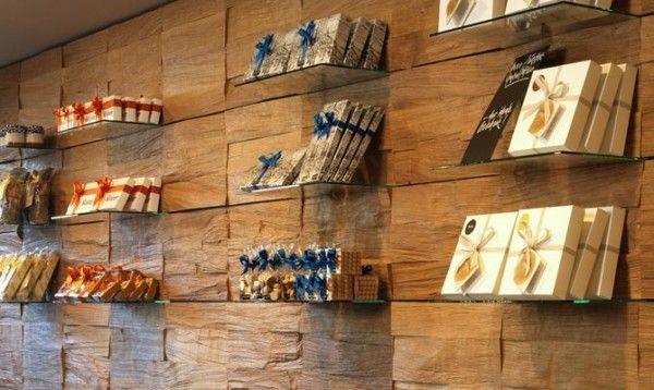 Il legno per decorare le pareti www. Milano Design Week .org