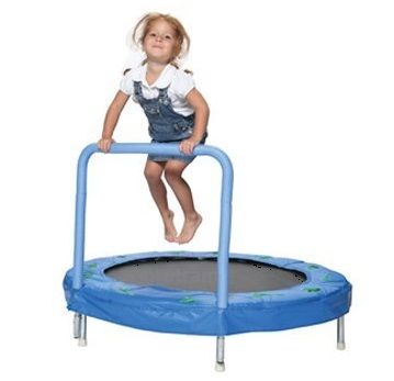 Trampoline for Kids & Toddlers - Check our selection of best trampolines for toddlers & kids! Only the best and safest trampolines & mini trampolines.