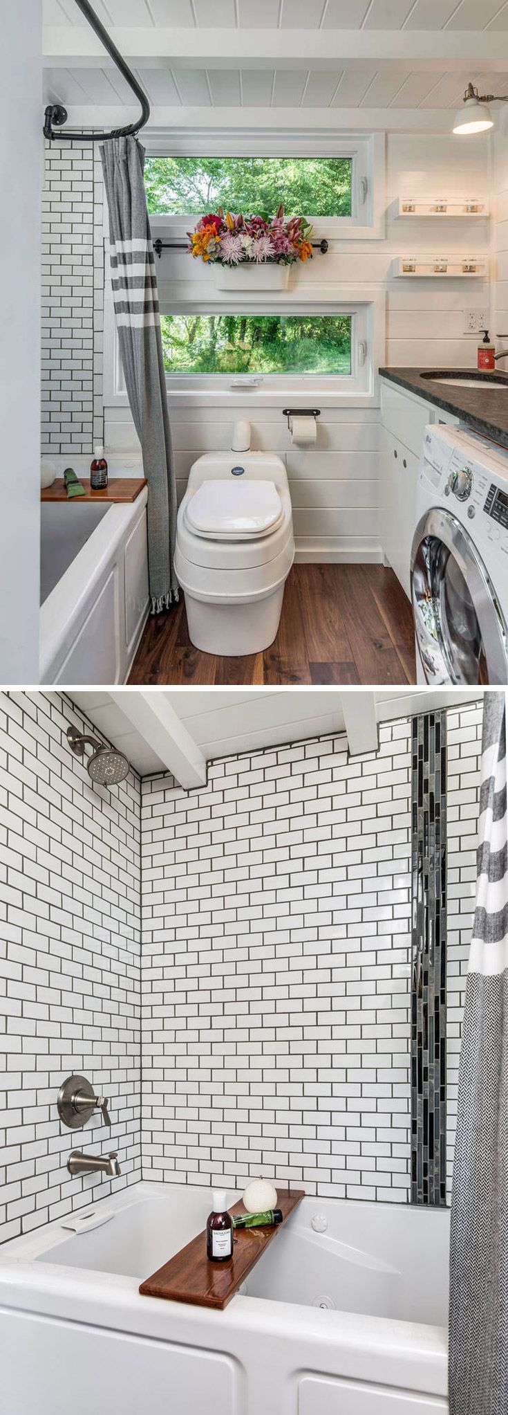 44 best Tiny House Bathrooms images by Tiny Living on Pinterest ...