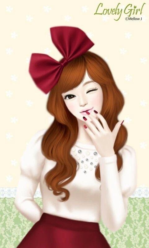 461 best enakei images on pinterest drawing girls - Best girly anime ...