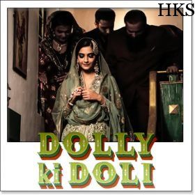 Name of Song - Mere Naina Kafir Hogaye Album/Movie Name - Dolly Ki Doli Name Of Singer(s) - Divya Kumar Released in Year - 2015 Music Director of Movie - Sajid-Wajid Movie Cast - Sonam Kapoor, Rajkummar Rao, Pulkit Samrat, Varun Sharma