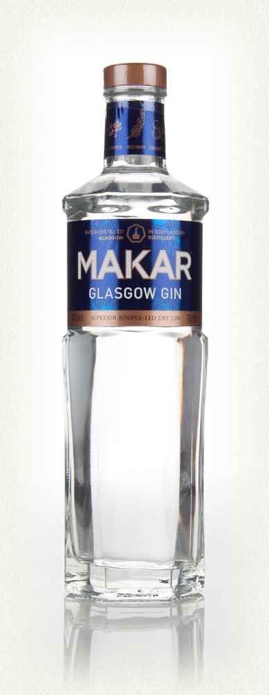 Makar Glasgow Gin 7/10 Savoury
