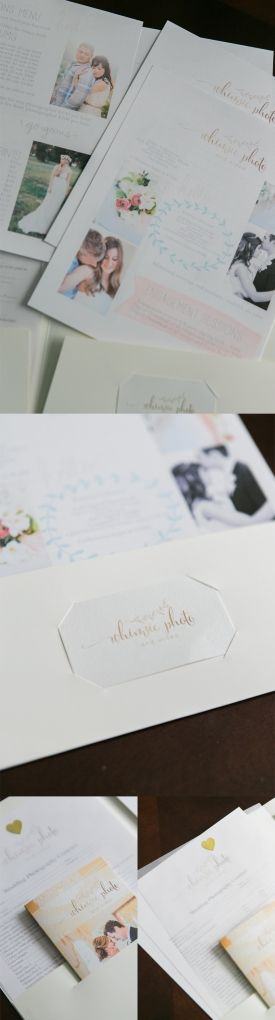 The 25+ best Photography welcome packet ideas on Pinterest - wedding contract