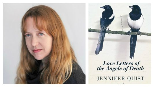 Canada Writes - Jennifer Quist: How I wrote Love Letters of the Angels of Death