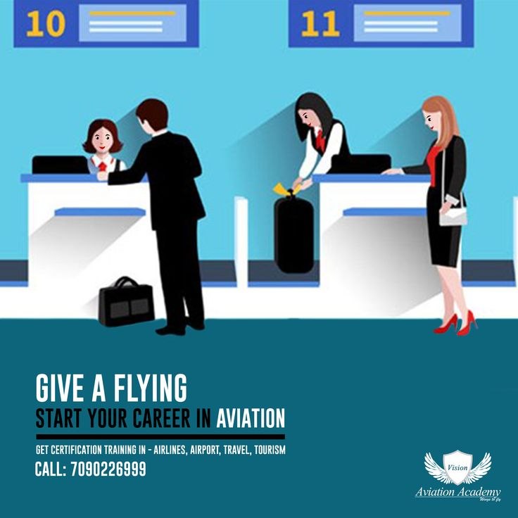 Vision Aviation Academy - Give A Flying  Start your career In Aviation . Get Certification Training In - Airline | Airport | Hotel | Travel | Tourism Call Us Now : 7090226999 #Airline #Hotel #Travel #Airport #cabincrew #FlightAttendant #fly #dream #aviation