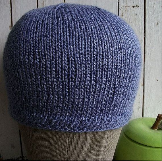 Chemo Cap Soft  Bamboo Knitted Comfortable and by wishestogether, $19.50