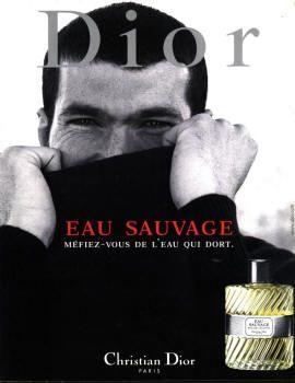 Dior, Eau Sauvage