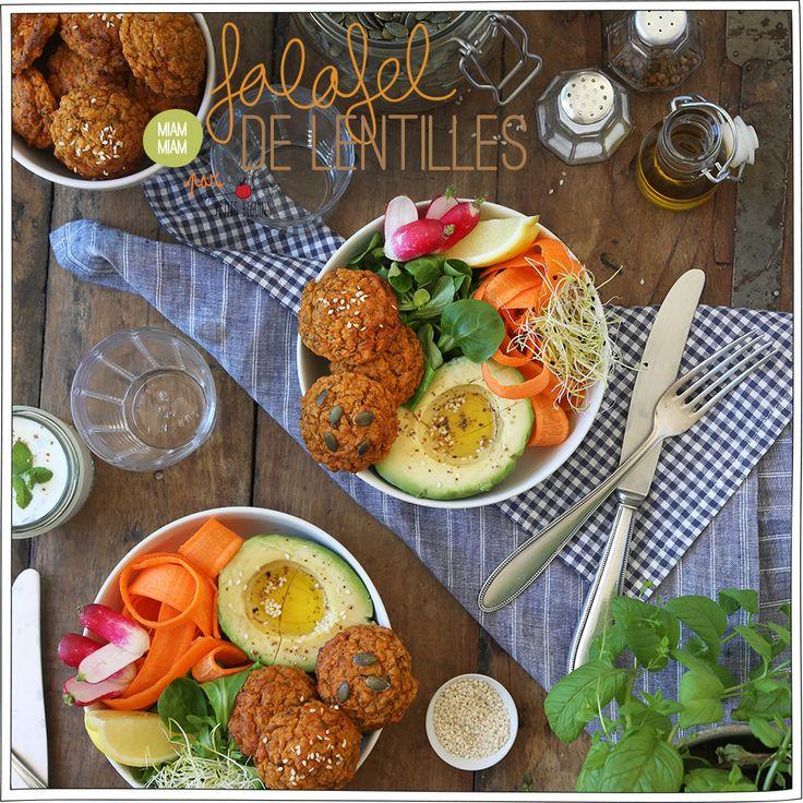 Falafel de Lentilles