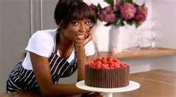 Lorraine's fast, fresh and easy food: Im not really one for cookery shows unless u count come dine with me? ok so im not really one for cookery shows but I could watch lorraine fiddle about with pastry allday. I dont even like deserts but everything she makes looks delicious.  Saturdays 11:30-1pm BBC one.