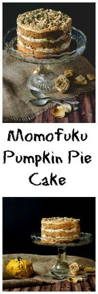 Momofuku Pumpkin Pie Cake #momofuku #desserts #cakes #baking www.pastry-workshop.com