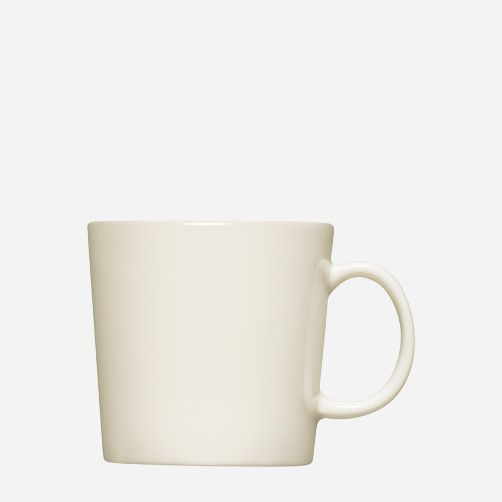 Iittala - Products - Eating - Dinnerware - Mug 0.3 L white