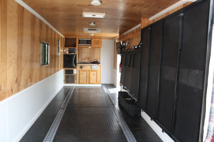 How to convert your cargo trailer teamflyingcircus for Install bathroom in enclosed trailer