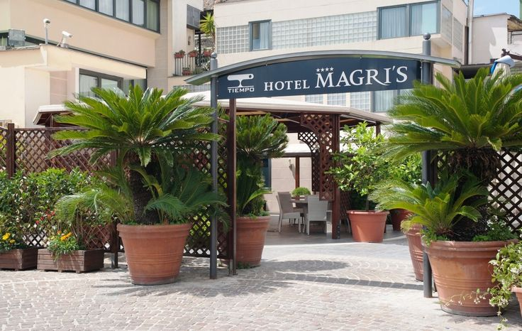 Hotel Magri's for event spaces in Naples.