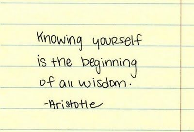 .: Know Yourself Quotes, Life Stuff, Aristotle Quotes, Wisdom, Truths, So True, Favorite Quotes, Inspiration Quotes, True Stories