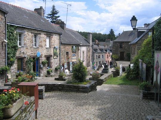 Maison de village, La Gacilly, Eastern Morbihan - Bretagne