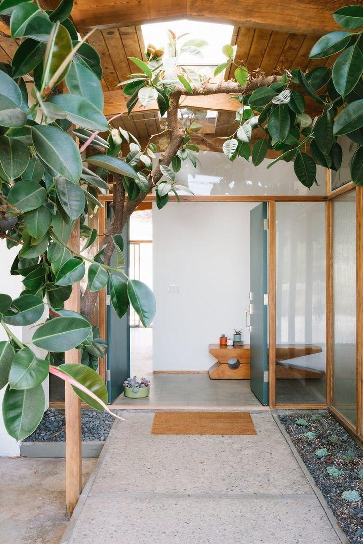 Renovation Of Mid-Century Modern Home