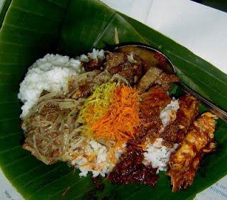 """NASI KRAWU"" - Indonesian Food"